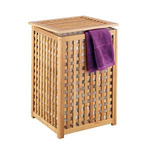 Zeller Wäschetruhe aus Bambus